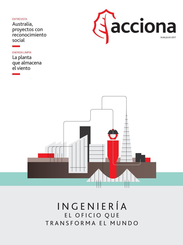 Acciona Nº66 by La Factoría - issuu