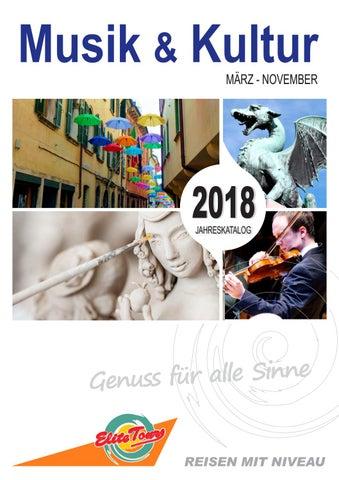 Musik   Kultur 2018 by Elite Tours Reisebüro - issuu 04abe29c30