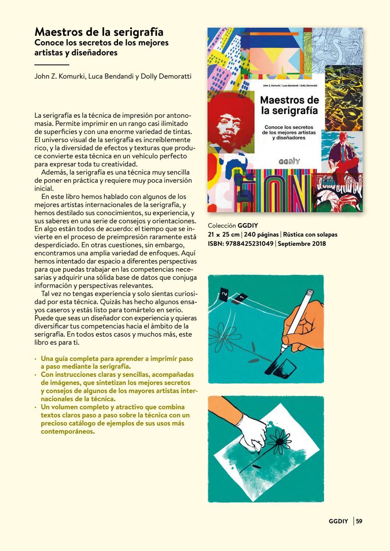 Catlogo 2018 Editorial Gustavo Gili By Issuu Conoce A Los Maestros Del Origami