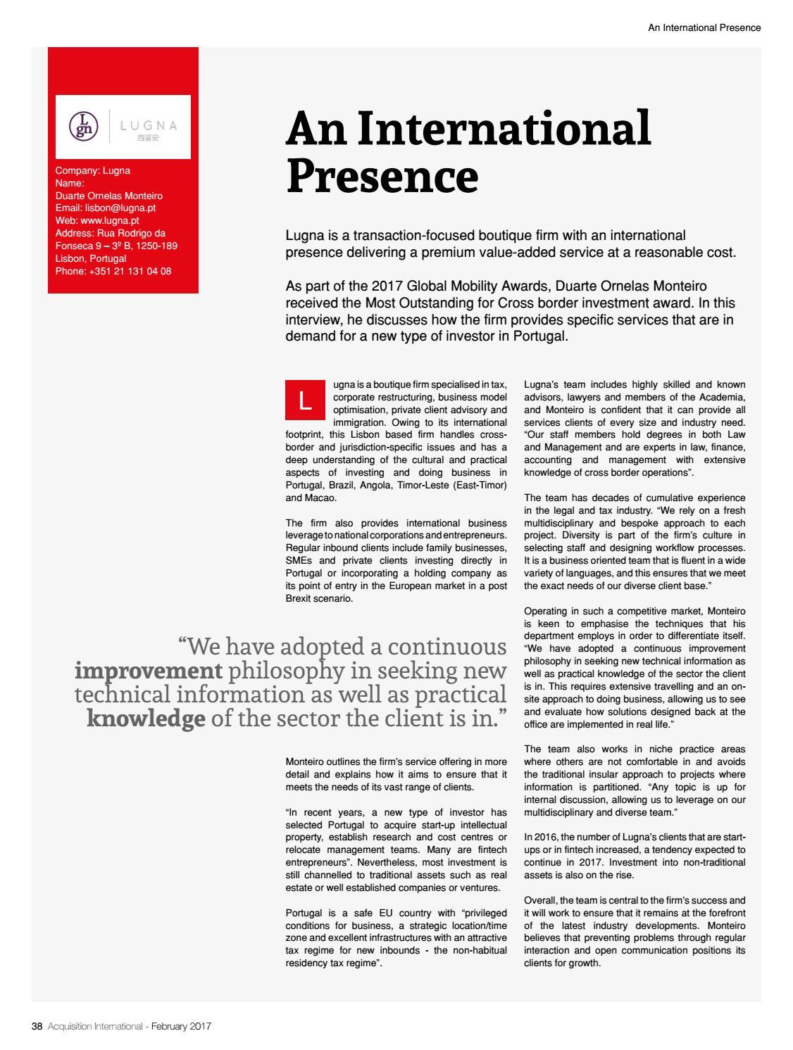 ai magazine february 2017 by ai global media issuu