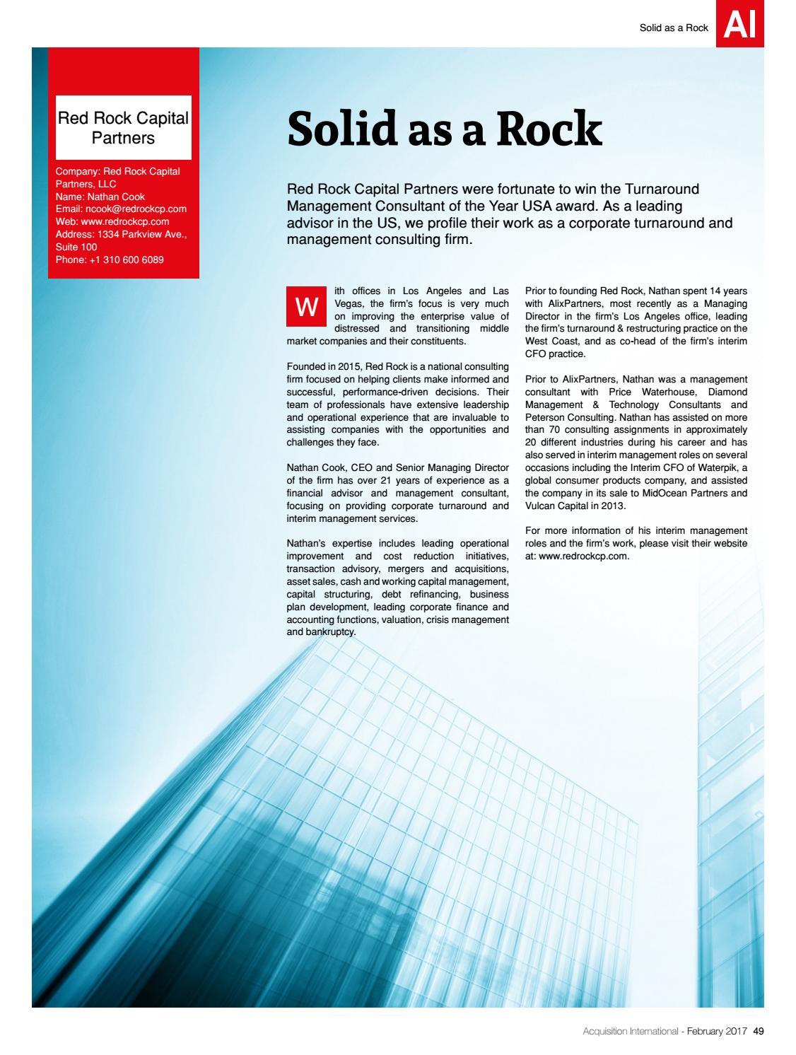 AI Magazine February 2017 by AI Global Media - issuu