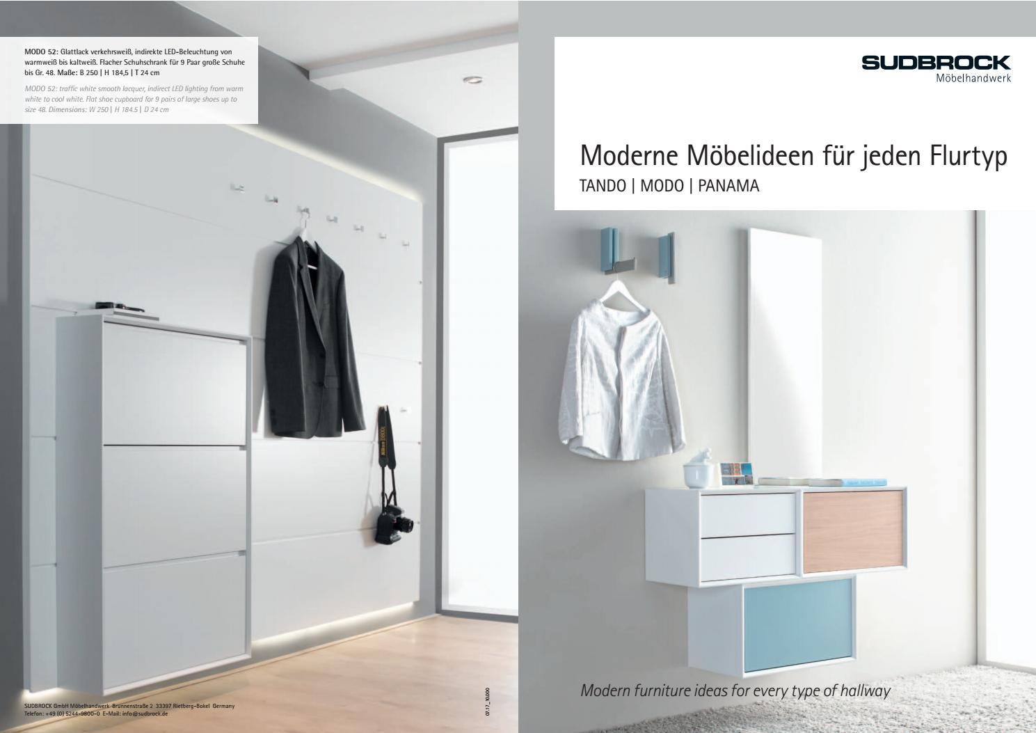 Sudbrock Garderoben by nldm - issuu