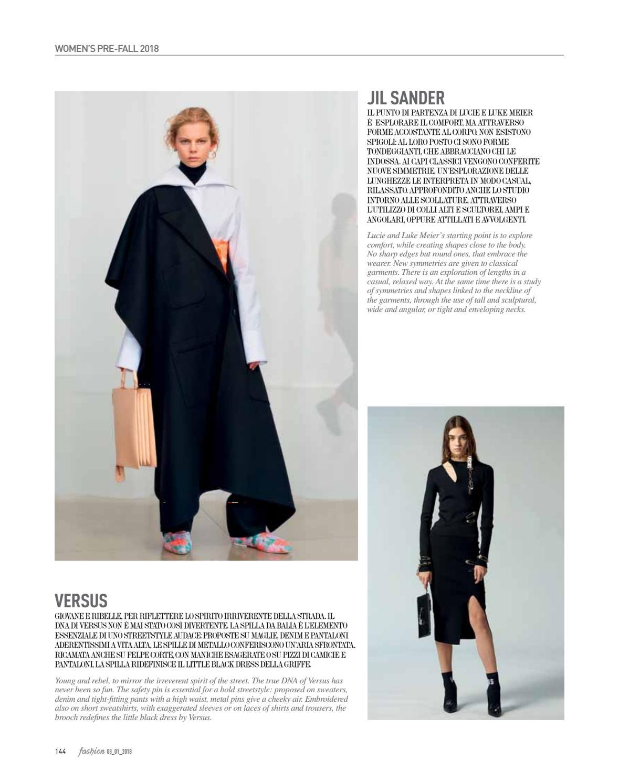 Flip page fa n 1 2018 by Fashionmagazine issuu
