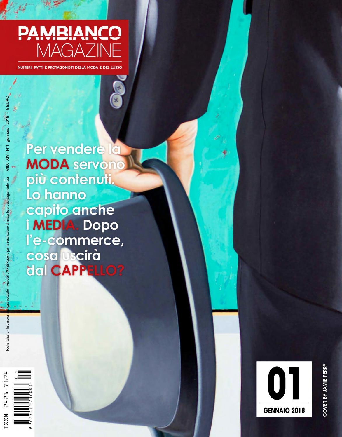 4e0ace1813 Pambiancomagazine 1 XIV by Pambianconews - issuu