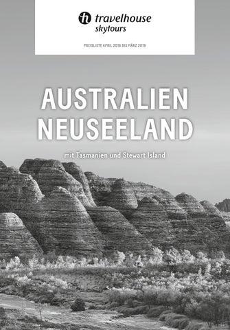 Preisliste Travelhouse Australien und Neuseeland – April 18 bis März ...