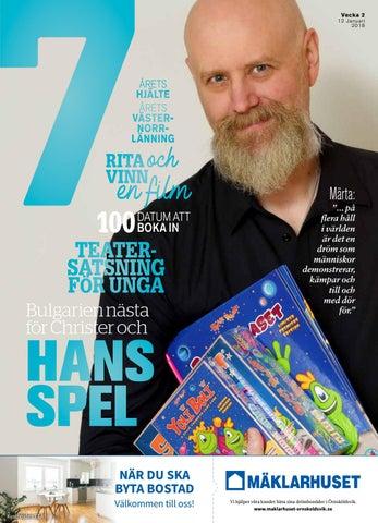 f91366b2536f Tidningen 7 Vecka 2 2018 by 7an Mediapartner - issuu