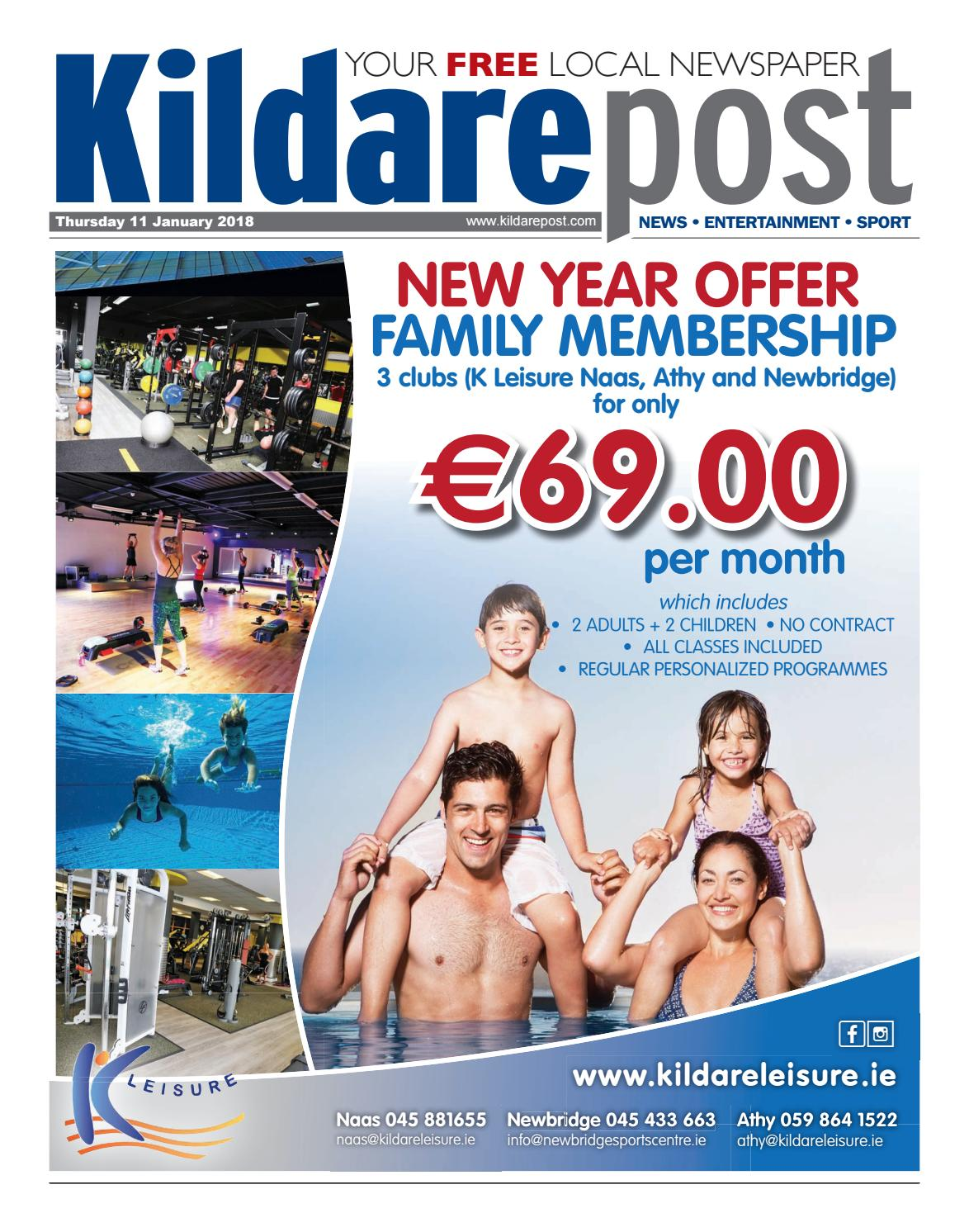 Kildare post 11 01 18 by River Media Newspapers - issuu 59b4b474b7d7e