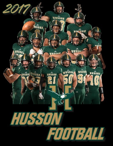 43e8147444a 2017 Husson Football Media Guide by Husson Eagles - issuu