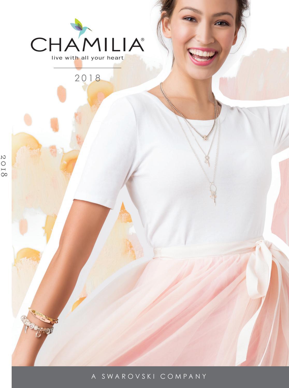 NEW Chamilia Pink Swirl Ribbon O-11 Murano Glass Bead Sterling Silver Charm