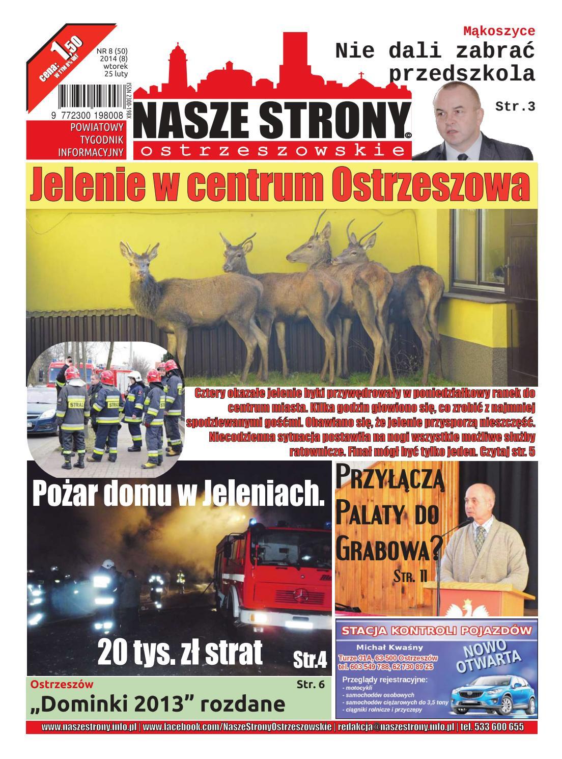 ac720e16f709c9 Nasze Strony Ostrzeszowskie 8/2014 by Nasze Strony Ostrzeszowskie - issuu
