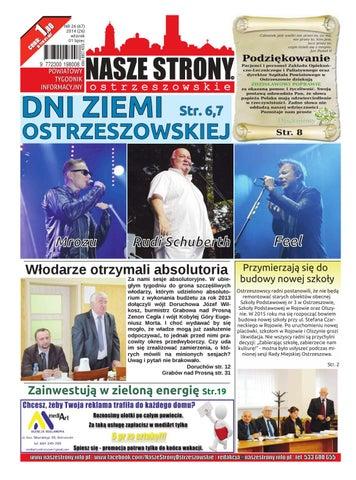 7f45d925a2 Nasze Strony Ostrzeszowskie 26 2014 by Nasze Strony Ostrzeszowskie ...