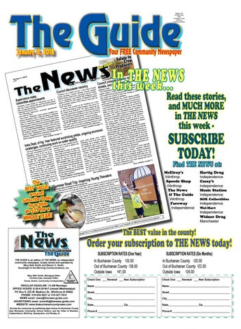The guide 1 11 2018 by the news buchanan county review issuu page 1 fandeluxe Gallery
