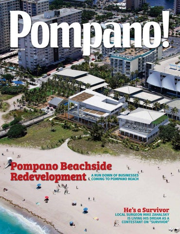 Pompano Magazine January 2018