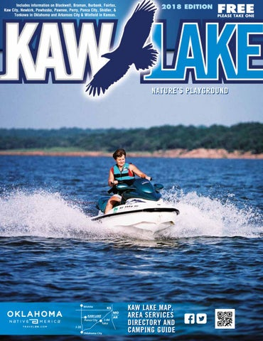 Kaw Lake Magazine 2018 Edition By Creative Fuel Design Studio Issuu