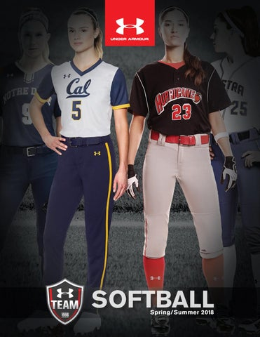 low priced 0ae4a 309b3 Under Armour Softball Uniforms by Sports Endeavors - issuu