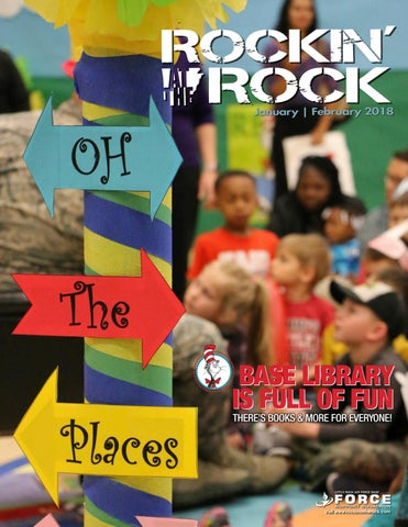 Rockin' at the Rock | January/February Magazine by 19 FSS