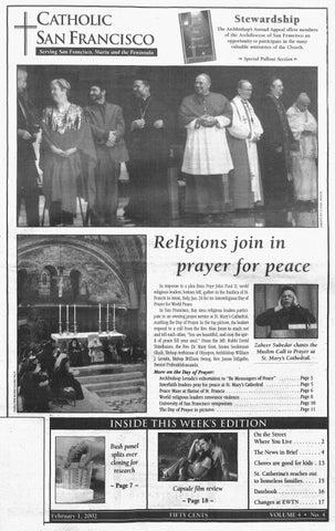 February 1, 2002 by Catholic San Francisco - issuu