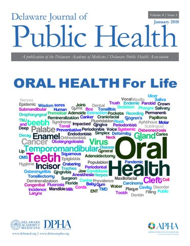 Delaware Journal of Public Health - Oral Health by Delaware