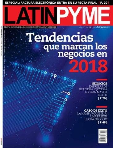 Edición Latinpyme No. 152