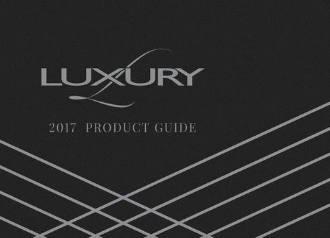 luxury guide by Bohdana Leeder - issuu 14972d33f26