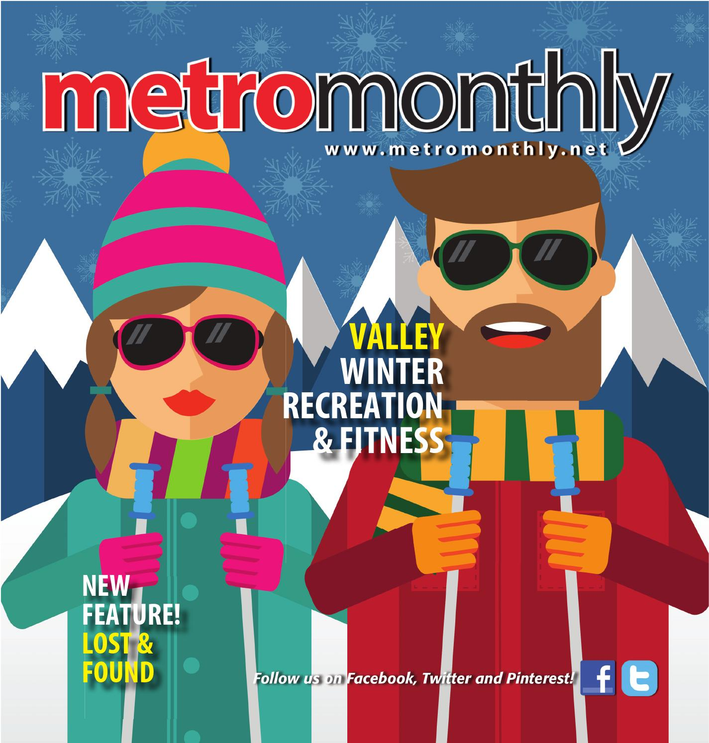 JAN 2018 Metro Monthly by Metro Monthly - issuu