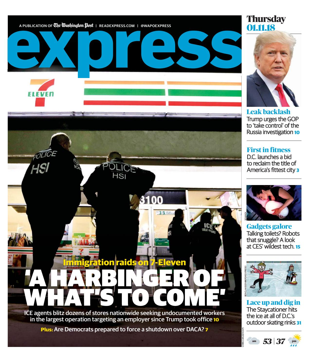cef1bc8d879f88 EXPRESS 01112018 by Express - issuu