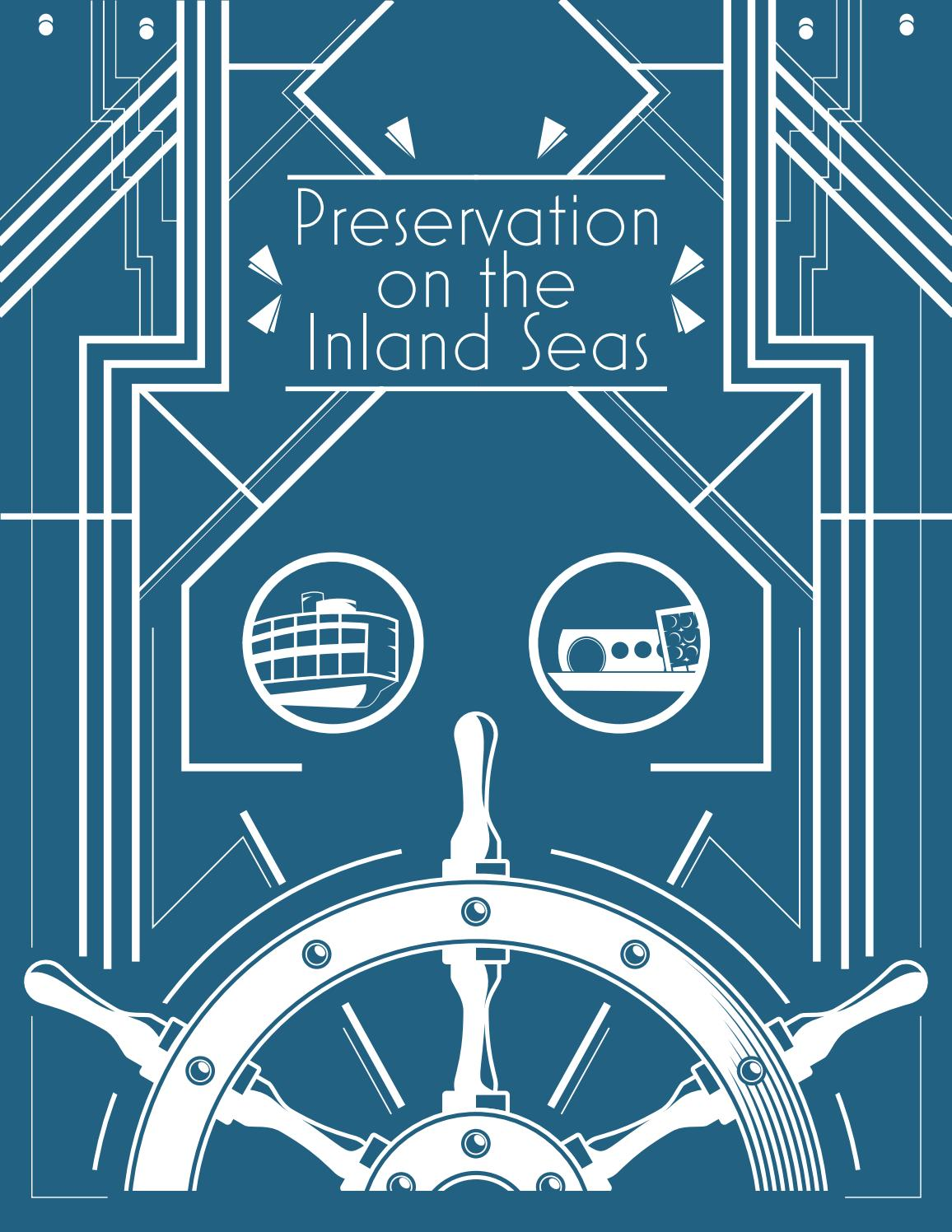Preservation On The Inland Seas By Thomas Degraff Issuu Diagram For A 55foot Spiral Steel Stairway Built Southern Metal