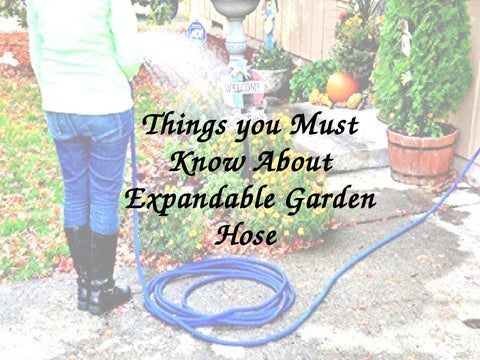 best expandable garden hose. Page 1. Things You Must Know About Expandable Garden Hose Best
