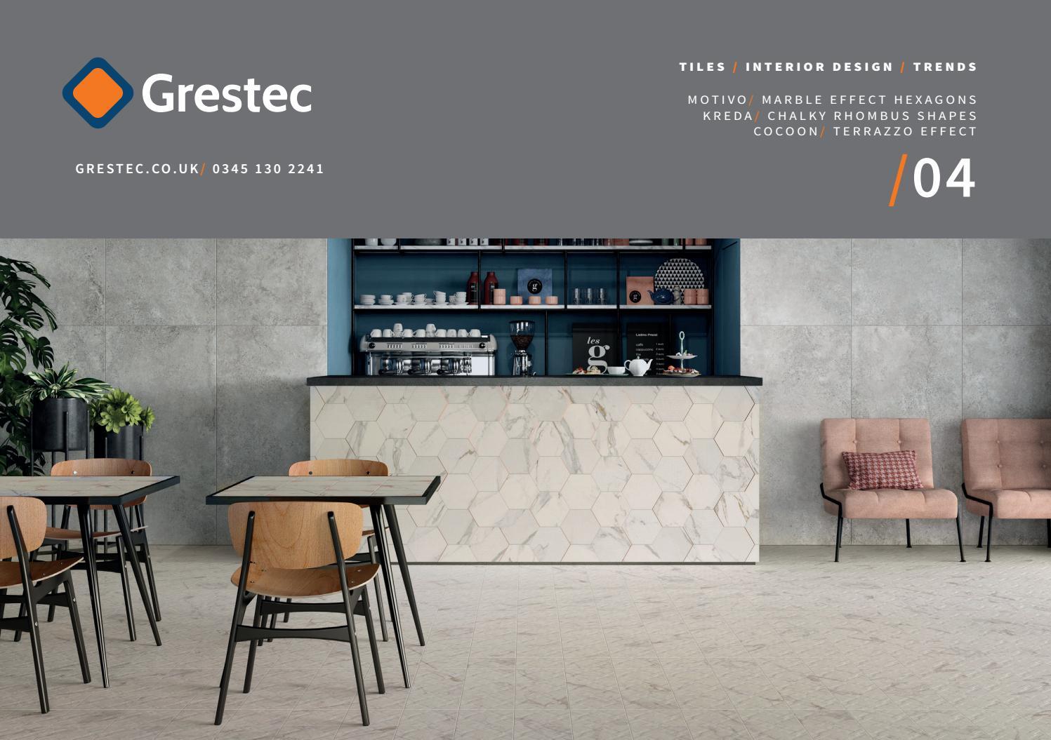 Grestec Magazine 04 Sds 2018 By Grestec Tiles Issuu