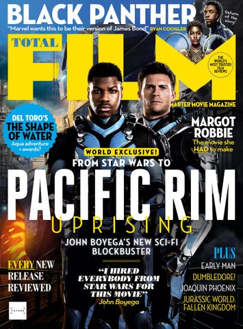 Image result for total film magazine john boyega