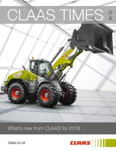 CLAAS Times supplement Jan 2018 by CLAAS UK - issuu