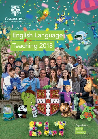 2018 ELT Cambridge University Press International Catalogue Portugal