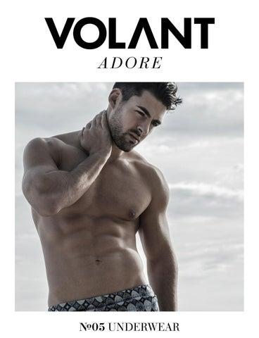 6210d40d54 VOLANT Adore #5 - Underwear. Mini-Issue #5 of VOLANT Magazine