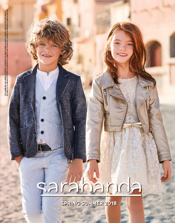Sarabanda Spring Summer 2018 by Sarabanda - issuu 8e6726b107c