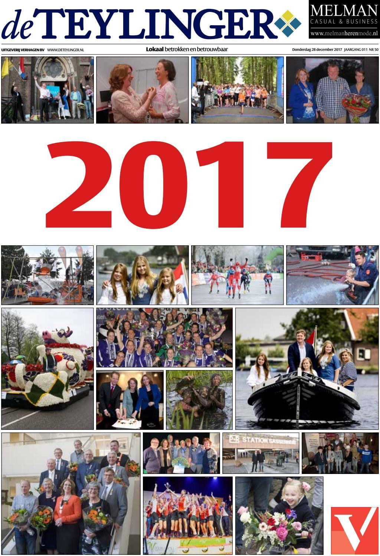 Tl week 52 17 by Uitgeverij Verhagen issuu