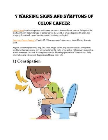 Cancer colorectal constipation, Colorectal cancer during pregnancy