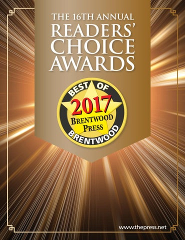 Best of Brentwood 2017 by Brentwood Press & Publishing - issuu