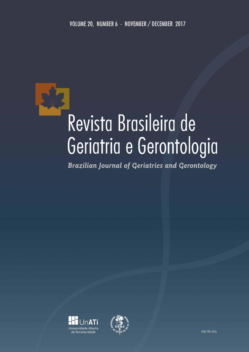RBGG Vol. 20 Nº6 - November/Dezember 2017 - English by Revista ...