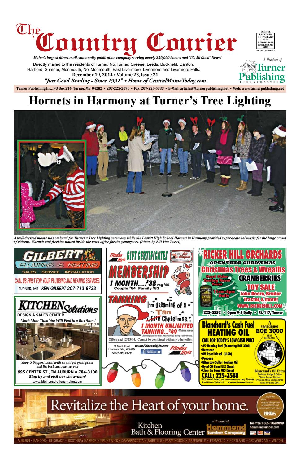 The Country Connection Mid-Month December 2014 by Turner