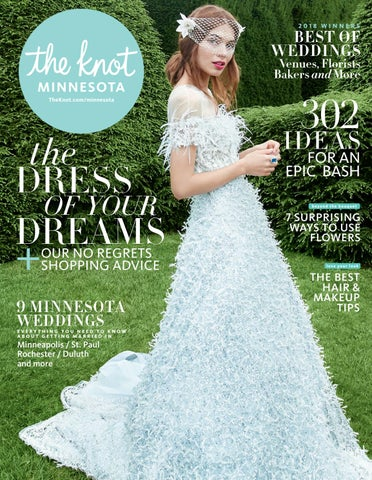 5e33331ca675 The Knot Minnesota Spring/Summer 2018 by The Knot Minnesota - issuu