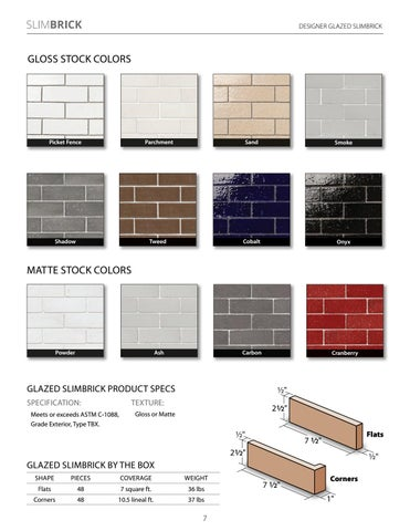 Page 7 of Home Design Trend: Glazed Brick Walls