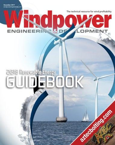 2018 Renewable Energy Guidebook Wind By Wtwh Media Llc