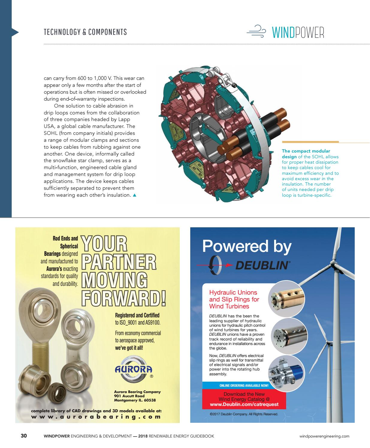 2018 Renewable Energy Guidebook (Wind) by WTWH Media LLC - issuu
