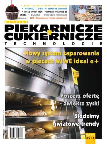 Piekarnicze I Cukiernicze Technologie 2015 By Womat Media