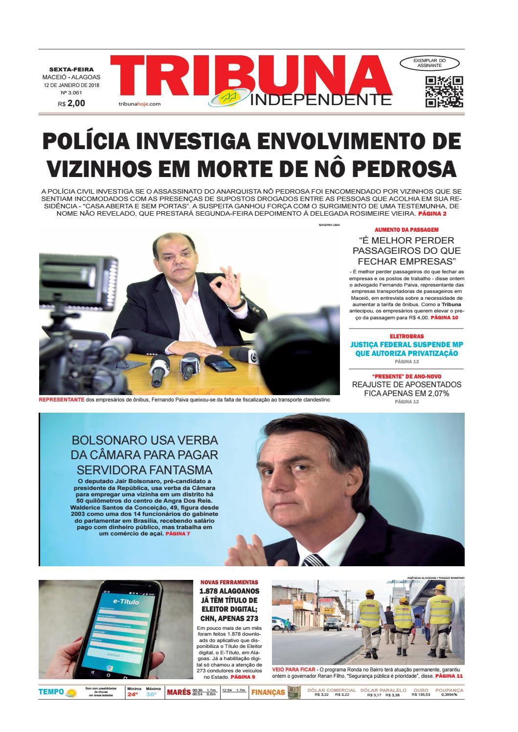 37c268cf80a Edição número 3061 - 12 de janeiro de 2018 by Tribuna Hoje - issuu