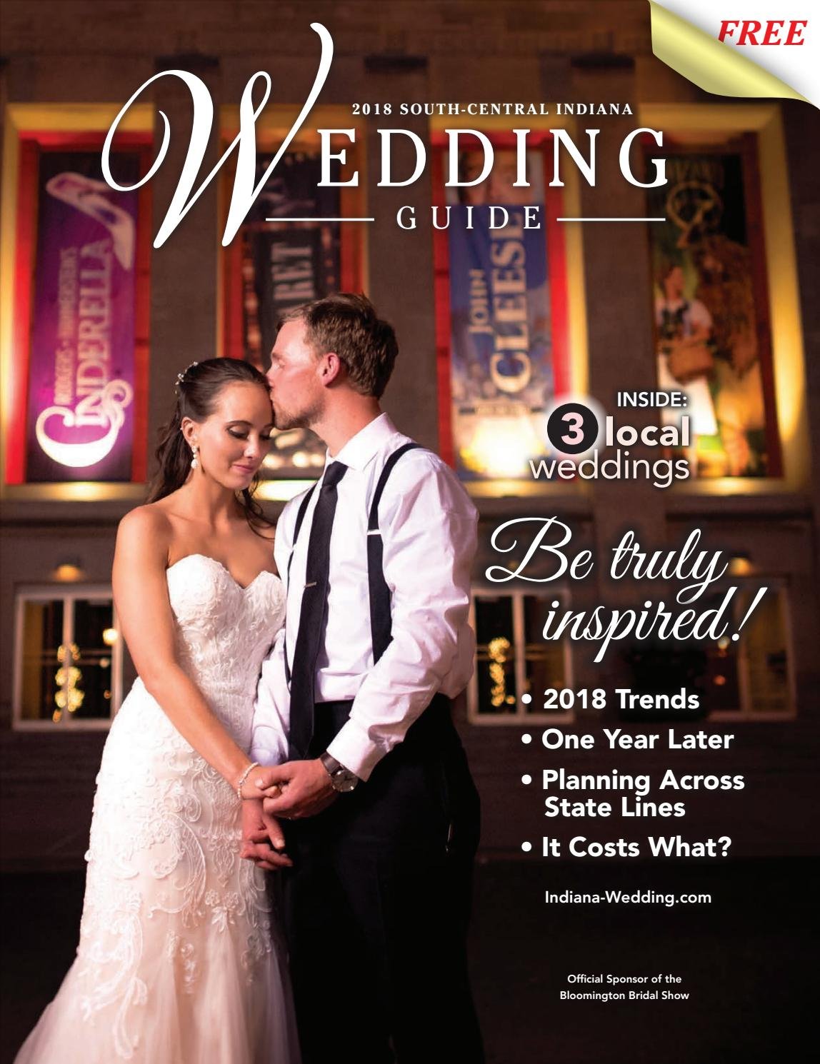 86ba49fed5e 2018 South-Central Indiana Wedding Guide by The Herald-Times by Hoosier  Times Inc. - issuu