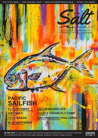 53a354f52e12 IN THE SALT FLY FISHING - Issue  4 by In The Salt Fly Mag - issuu