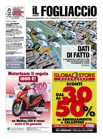 edizione 514 del 12 Gennaio 2018 by Il Fogliaccio - issuu 2d399885546