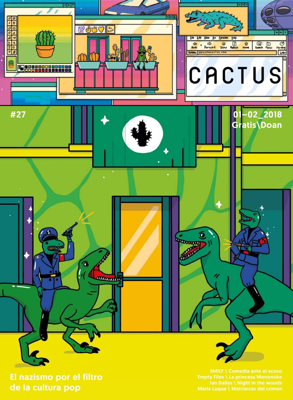 Cactus  27 by Cactus Revista - issuu 632ab623d766
