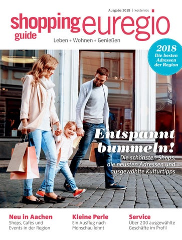 aa067ee05c098f ShoppingGuide Euregio 2018 by print'n'press Verlag - issuu